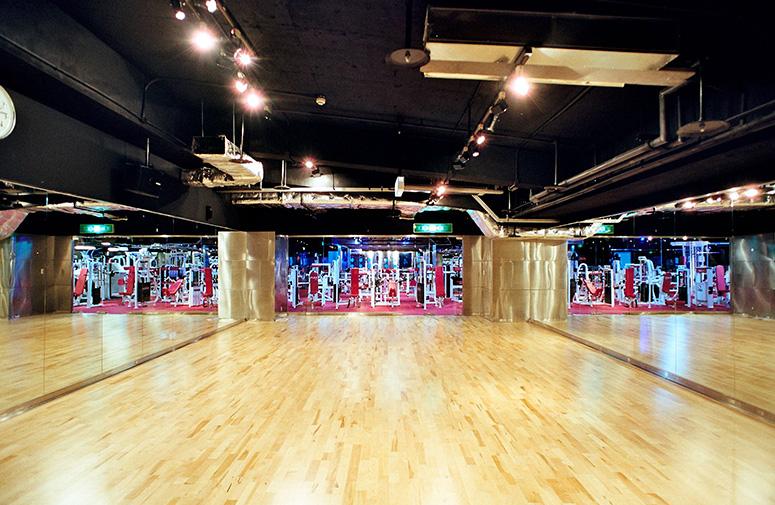台北加州健身俱乐部